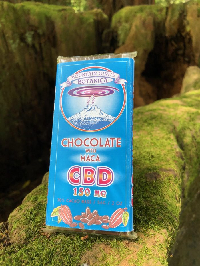 CBD Organic Chocolate with Maca